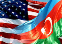 AZERBAILANUSA Flags