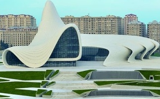 Heydar Aliyev Cultural Center among the nominees for The Royal Institute of British Architects (RIBA) Inaugural International Prize