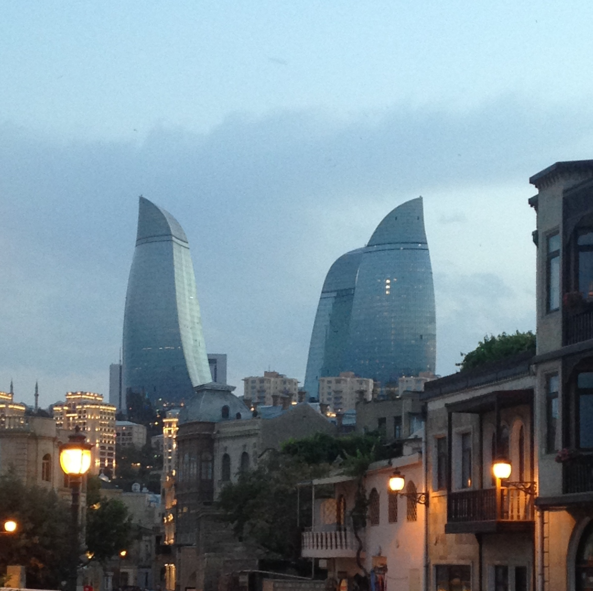 Azerbaijan is becoming one of the popular tourist destinations