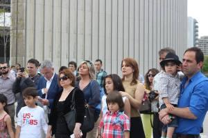 Azerbaijanis in Canada 2015 May 28