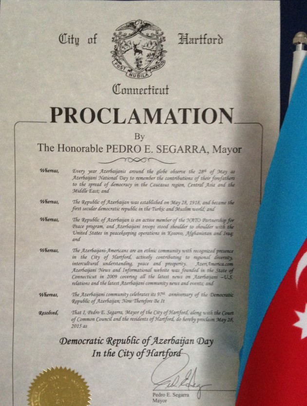 ProclamationHartford
