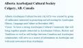Alberta Azerbaijani Cultural Society Calgary