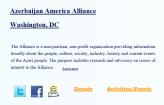 Azerbaijan America Alliance