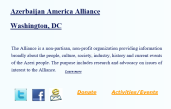 Azerbaijan America Alliance