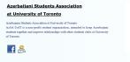 Azerbaijani Student Association University Toronto
