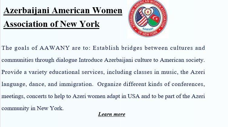 AzeriWomenNY