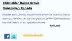 Chichaklar Dance Group Vancouver Canada