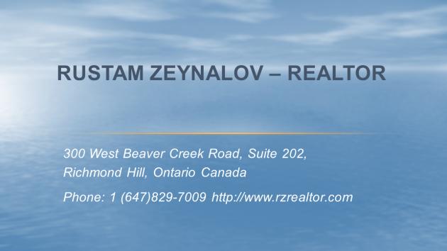 Rustam Zeynalov – Realtor 2
