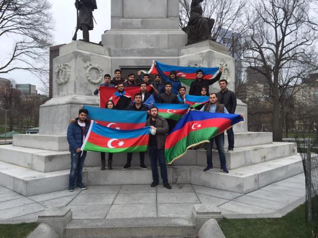 Boston Azerbaijanis