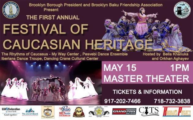 Festival of Caucasian Heritage
