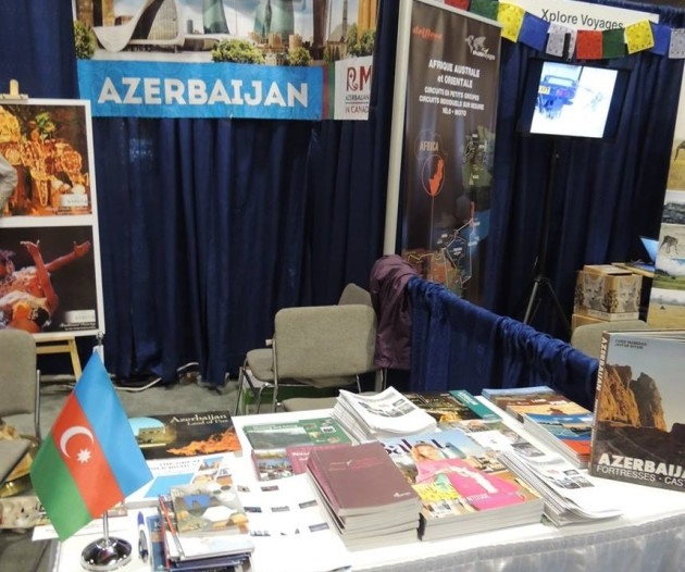 The embassy of azerbaijan took part in the international for International azerbaijan decor expo