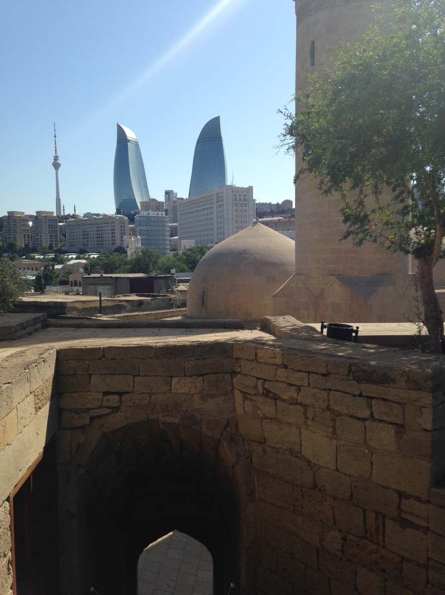 Baku is an Amazing City Full of History and Inspiring Architecture