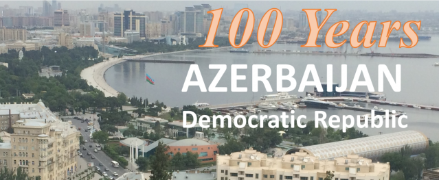 The City of San Diego, California has proclaimed May 28, 2018 as 100th Anniversary of the Azerbaijan Democratic Republic Day