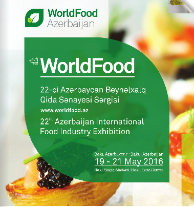 WorldFood 2017 – Azerbaijan International Food Exhibition